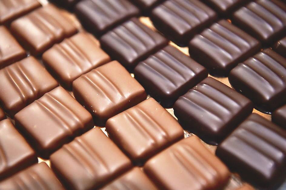 巧克力。圖/資料照片