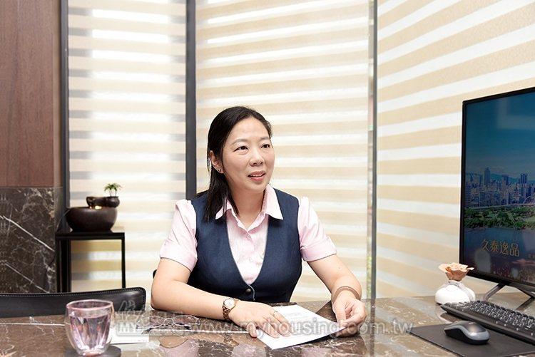 久泰建設副總經理沈真慧認為,只要基地條件夠好,業者還是會優先規劃換屋產品。