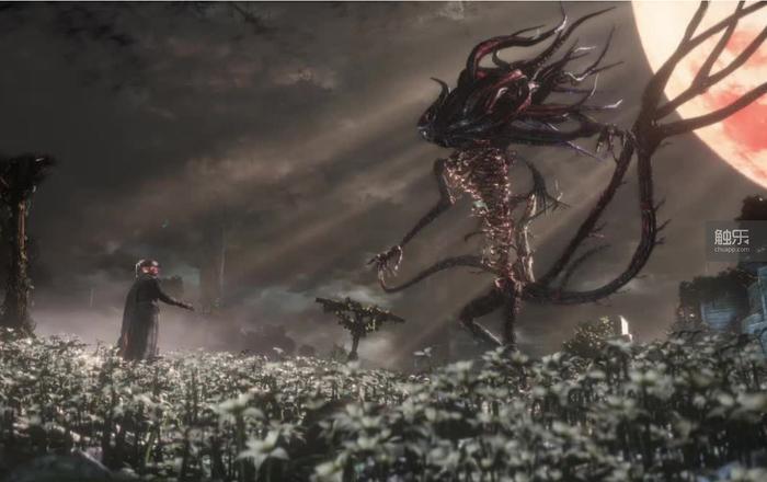 《血源詛咒》月之精靈Boss戰