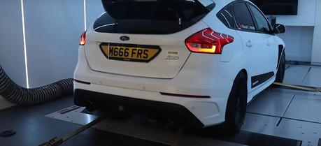 影/三代Ford Focus RS先別急著賣!裝上Mountune套件繼續威幾年