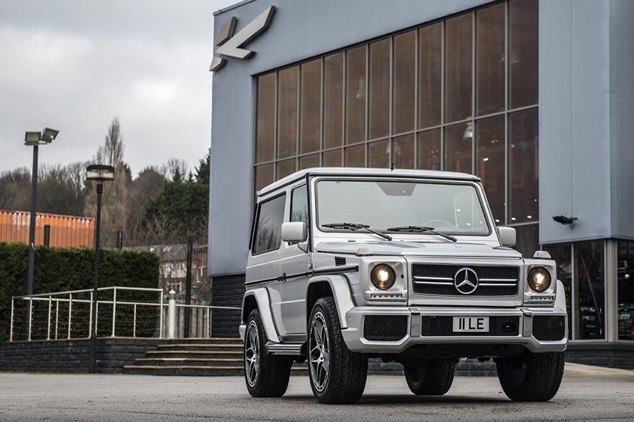 250萬入主幾乎全新Mercedes-Benz G-Class!心動了嗎?