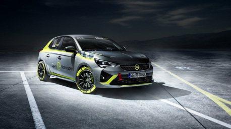 全球首輛電動拉力賽車-Opel Corsa-e即將現身!