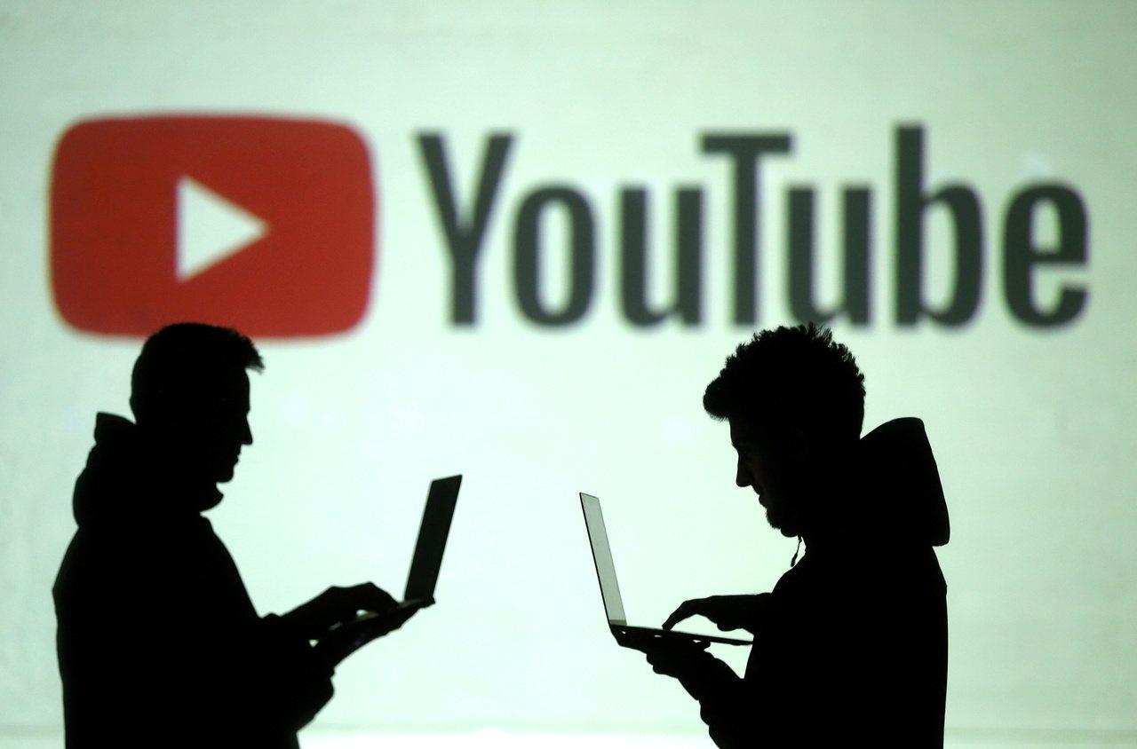 谷歌宣布封閉疑似中國網軍經營的210個YouTube頻道。 路透