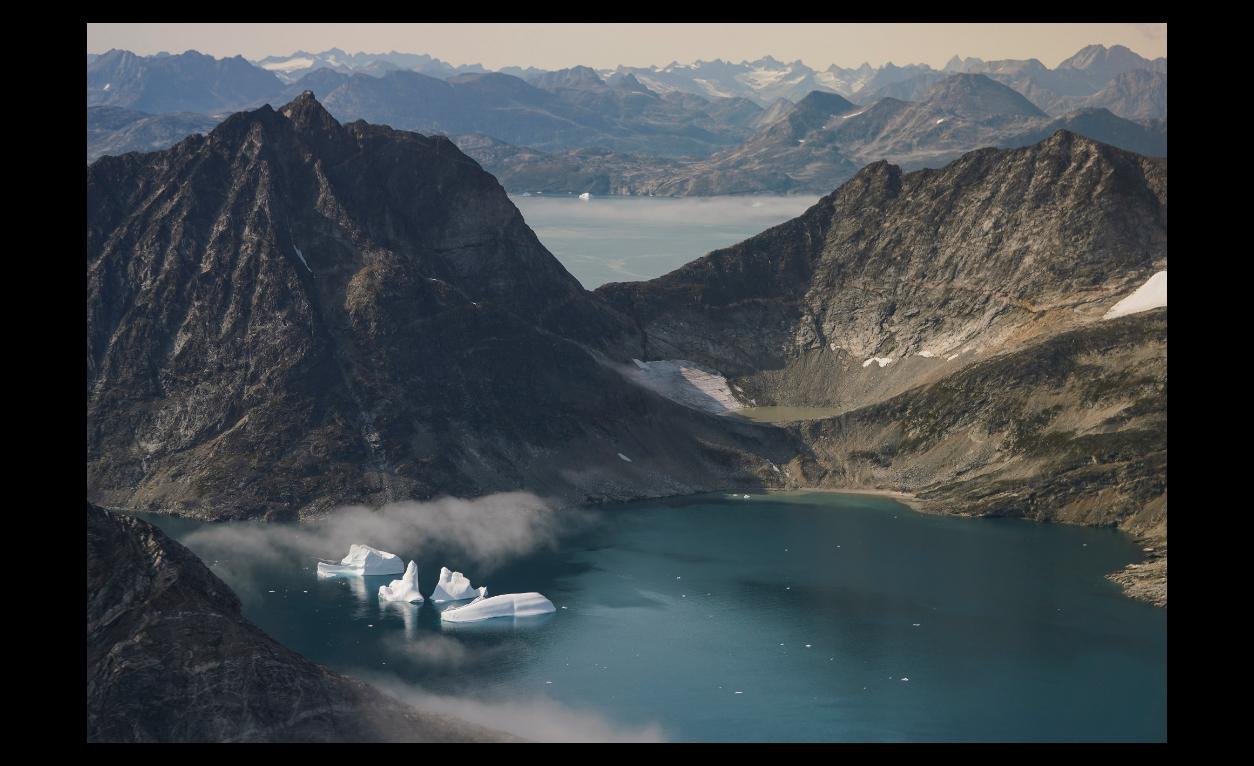 大陸媒體稱,美國總統川普如此覬覦格陵蘭島,是因看中島上豐富的稀土資源。(美聯社)