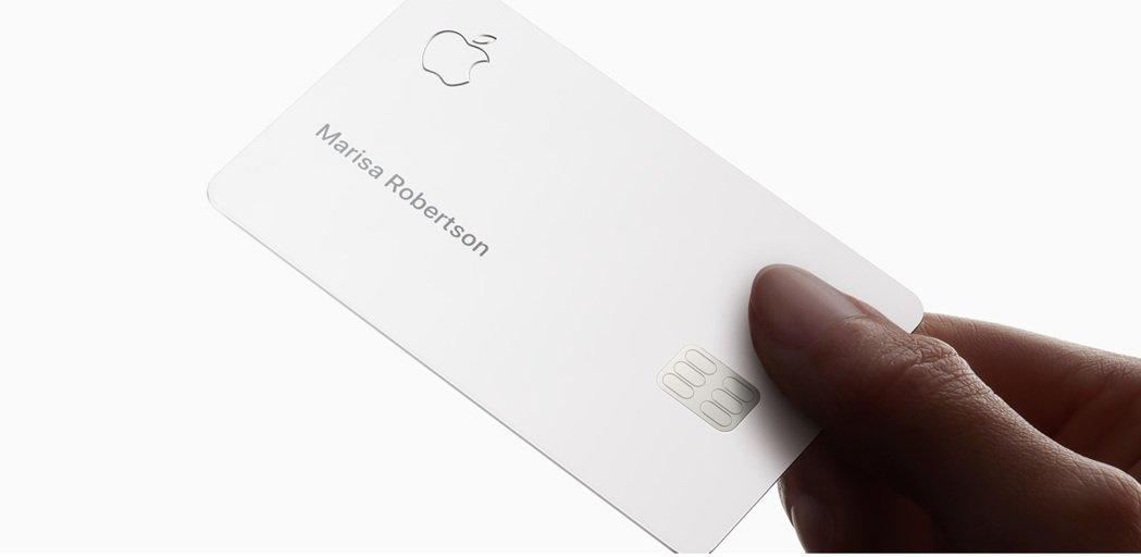 Apple Card放置需要注意。取自蘋果官網影片