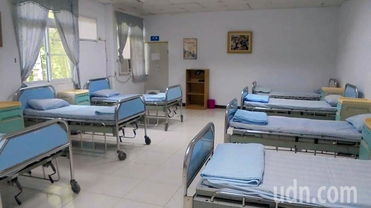太平島南沙醫院設備齊全。圖/國軍高雄總醫院提供