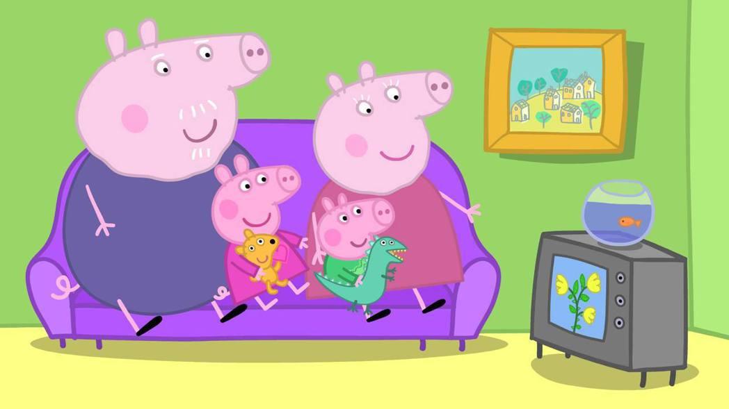 英國超人氣卡通《粉紅豬》紅透半邊天。 翻攝自Peppa Pig臉書