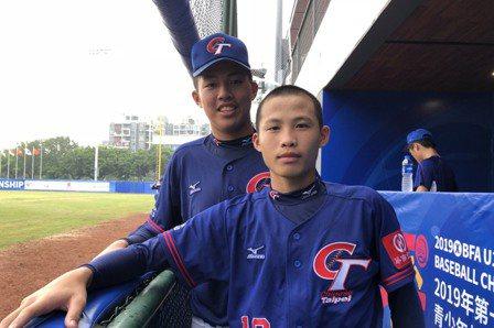U15亞青少棒/中華隊複賽首戰扣倒大陸 24日對南韓