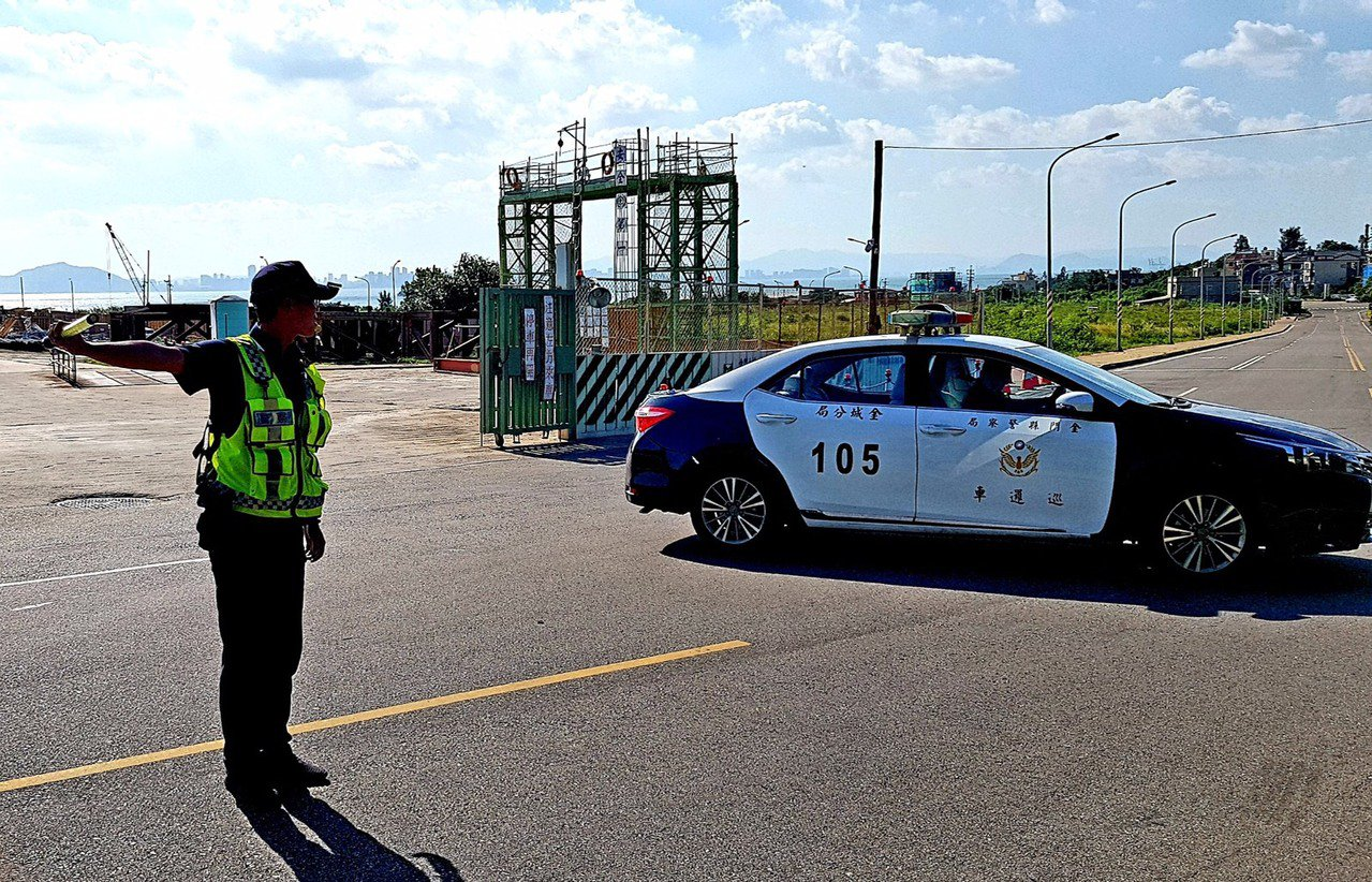 總統蔡英文與前總統馬英九兩人陸續來到金門,金門的警力本就吃緊,兩位大咖此次的行程...