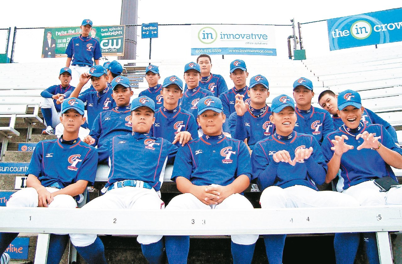 中華隊在2010年IBA世界青棒賽贏得冠軍,是史上第2冠。 圖╱聯合報系資料照片