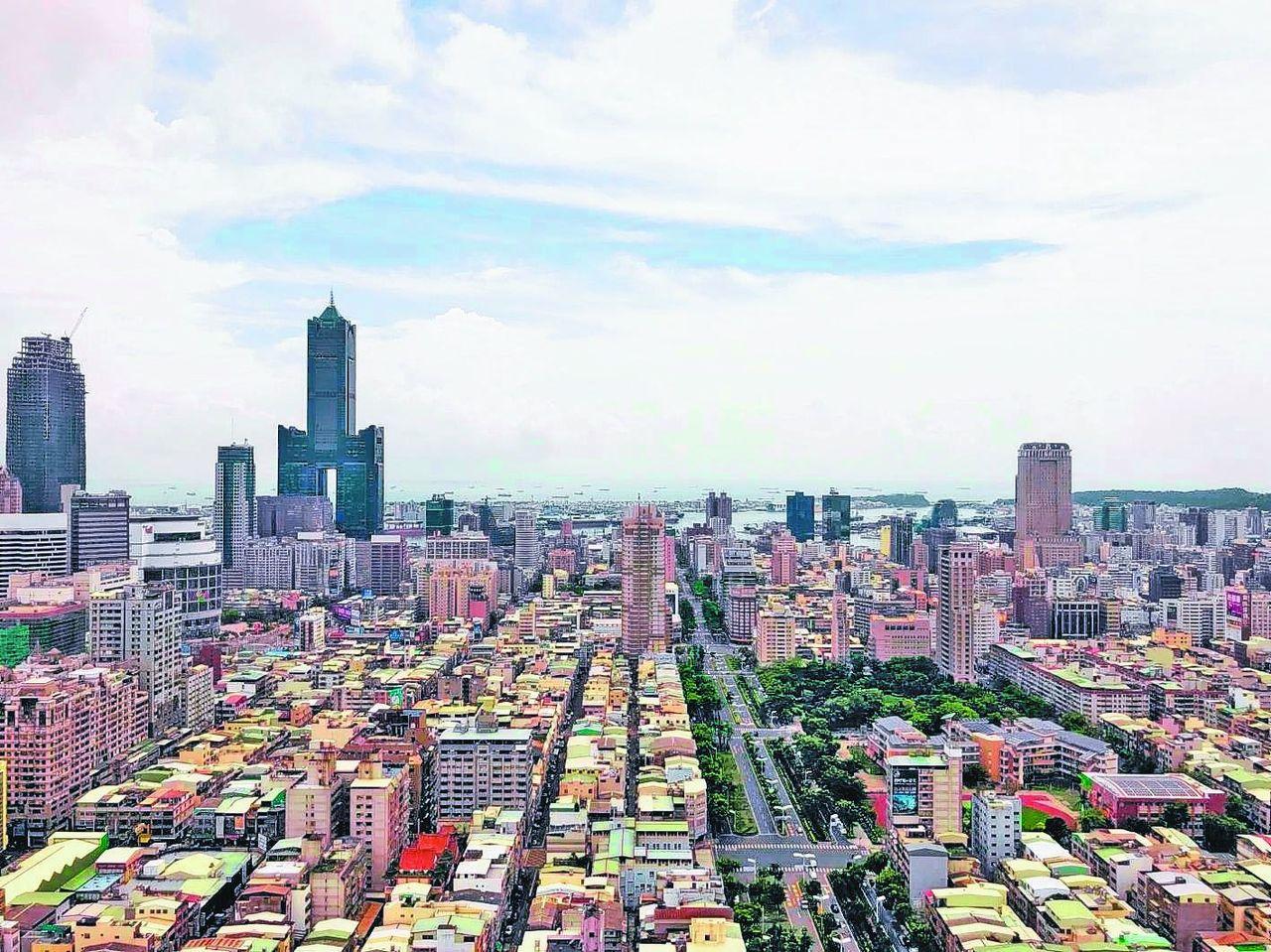 桃園、台南、高雄、基隆相繼推出公共建設商機座談,羅列十六項建設案,總招商金額達四...
