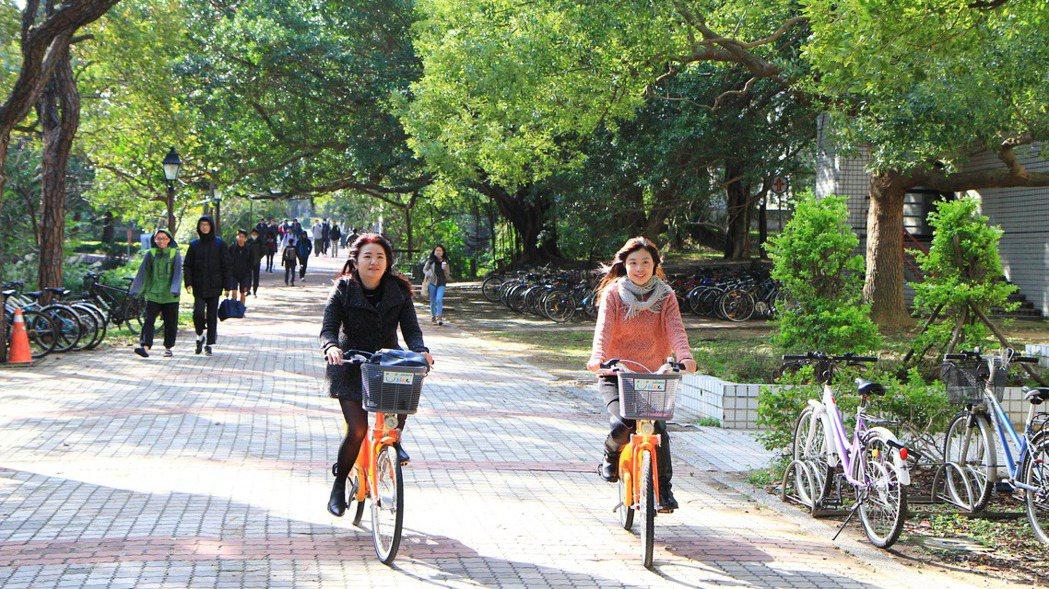 新竹市YouBike傷害險上路,記得登錄才有保障。圖/新竹市政府提供