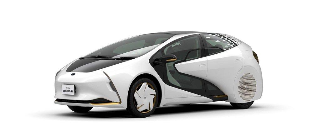 Toyota Concept-i。 摘自Toyota