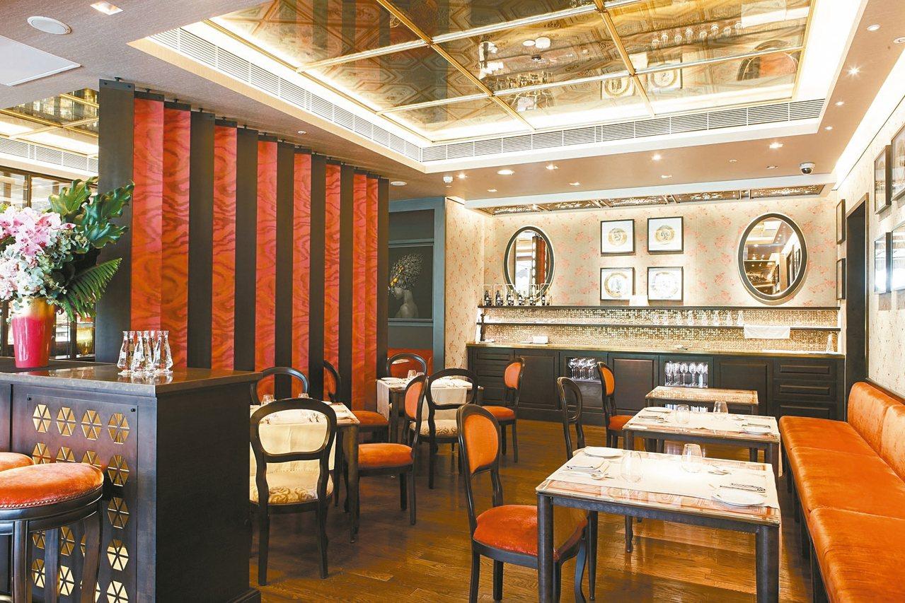 登台2年多的Florian福里安花神餐廳。 圖/福里安花神餐廳提供