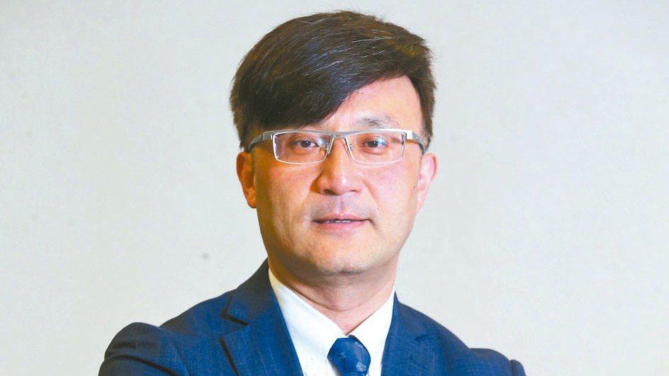第一金投顧董座陳奕光。 本報資料照片