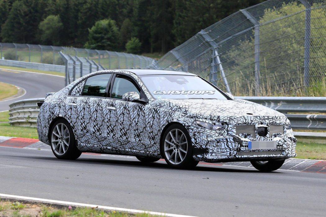 新世代Mercedes-Benz C-Class預計要2020年後才可能發表。 ...