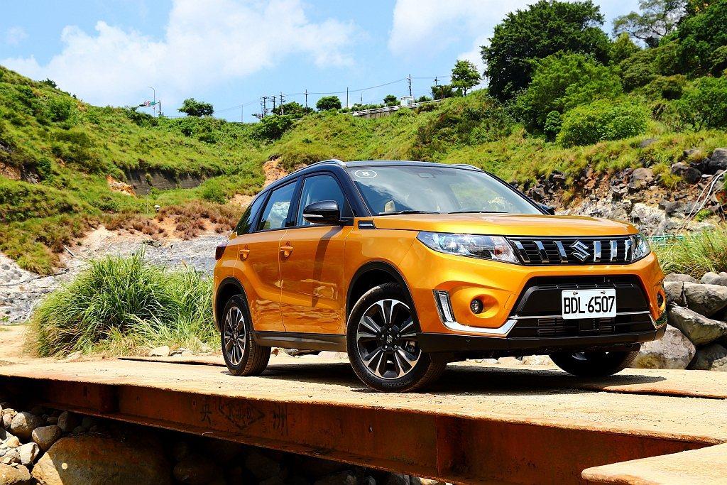小改款Suzuki Vitara在台灣市場維持1.6L、1.4L雙動力、三車型,...