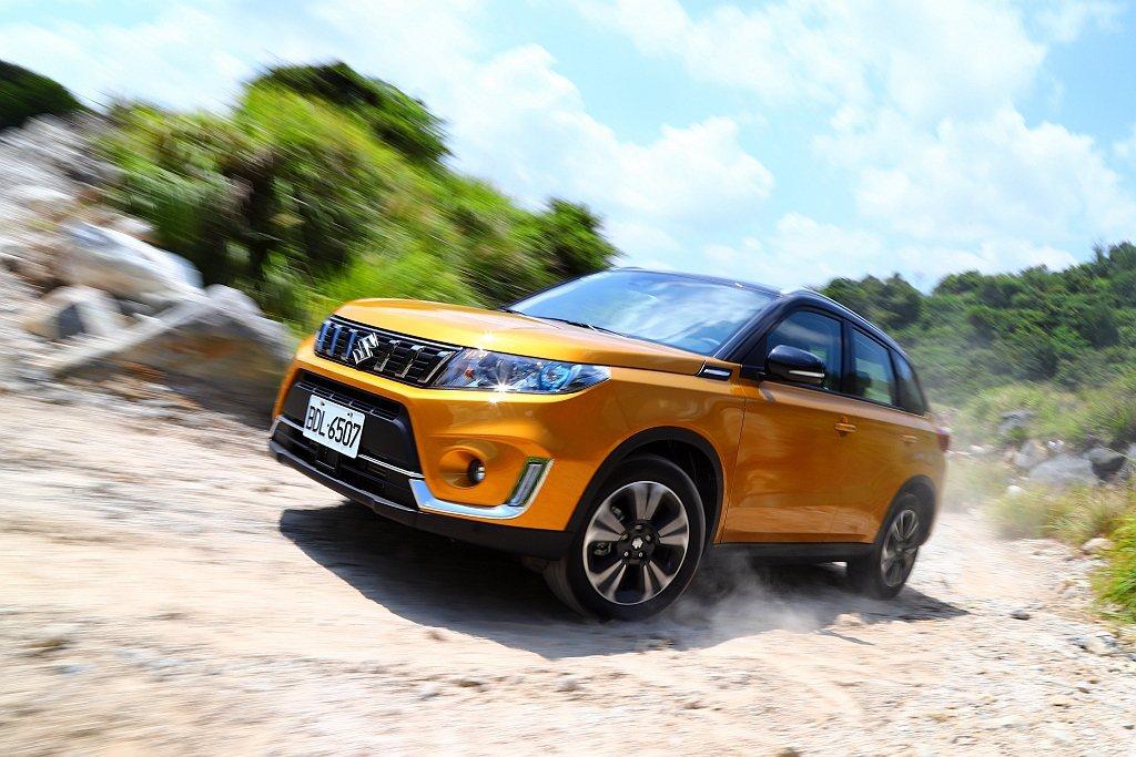 小改款Suzuki Vitara正式在台灣發表,但微幅調整的售價卻成為焦點。 記...