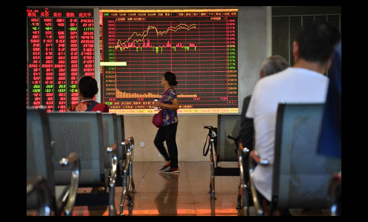富時羅素24日宣布將A股納入因子由5%提升至15%,可望為陸股引進約新台幣1,3...