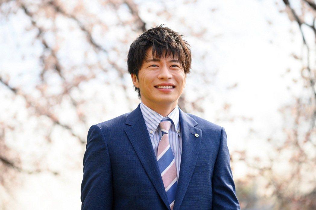 田中圭主演「大叔之愛電影版」,在日本迴響熱烈。圖/采昌提供