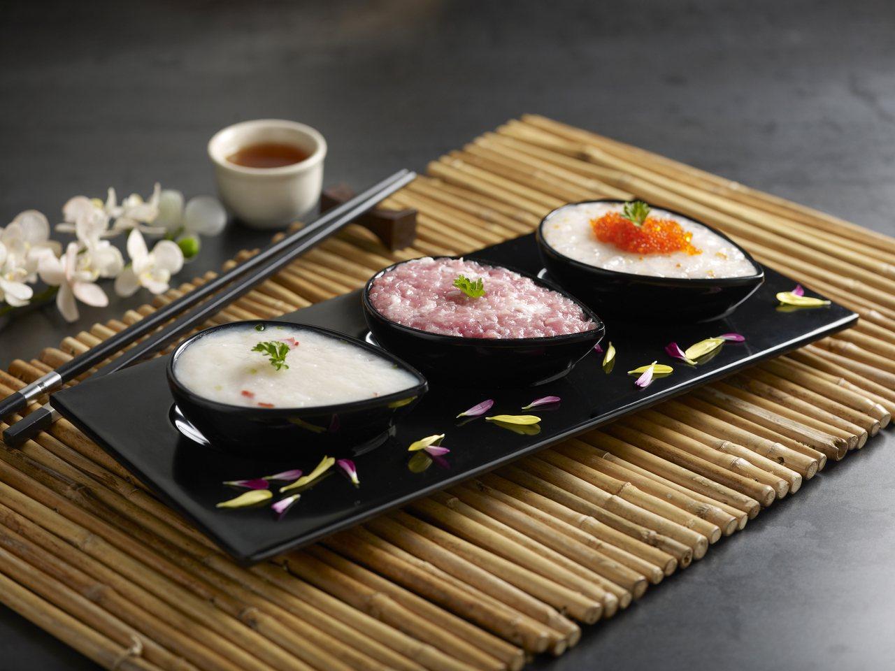 美滋鍋綜合滑(魚子蝦滑、豬肉滑)。圖/樂天餐飲集團提供