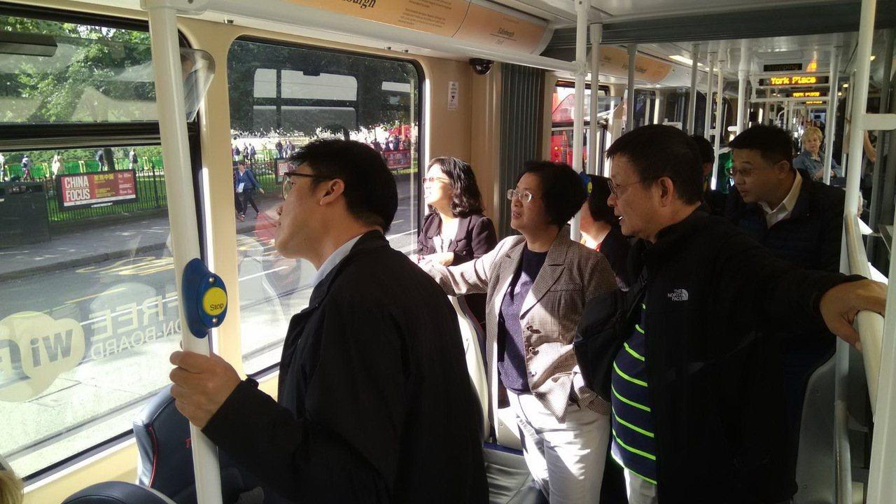 議員建議成立交通局 王惠美:計畫獲中央核定後再評估