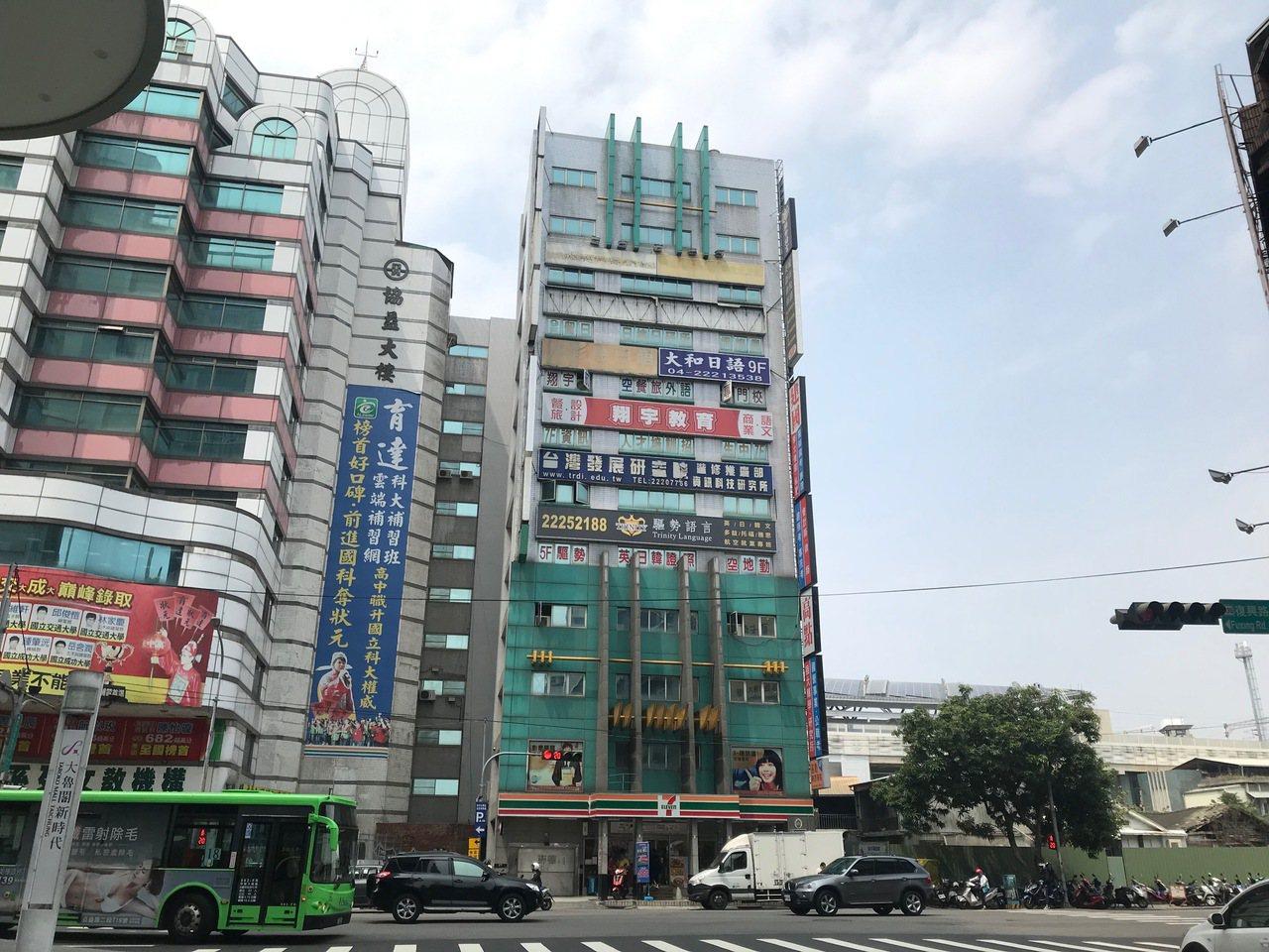 台中東區大智路打通「卡關」多年,市府近日已完成建物協議價購,等土地徵收報請內政部...