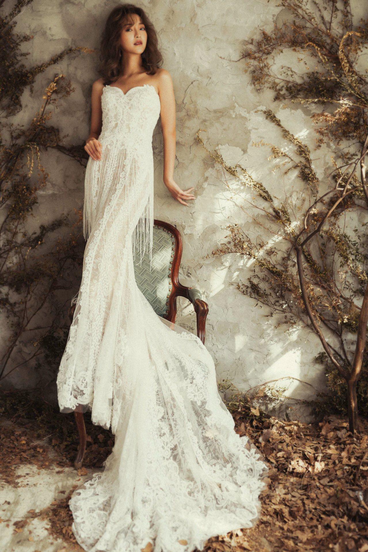 GINGER CHEN WEDDING以期間限定方案聯名知名婚攝 「綠攝影像 」...