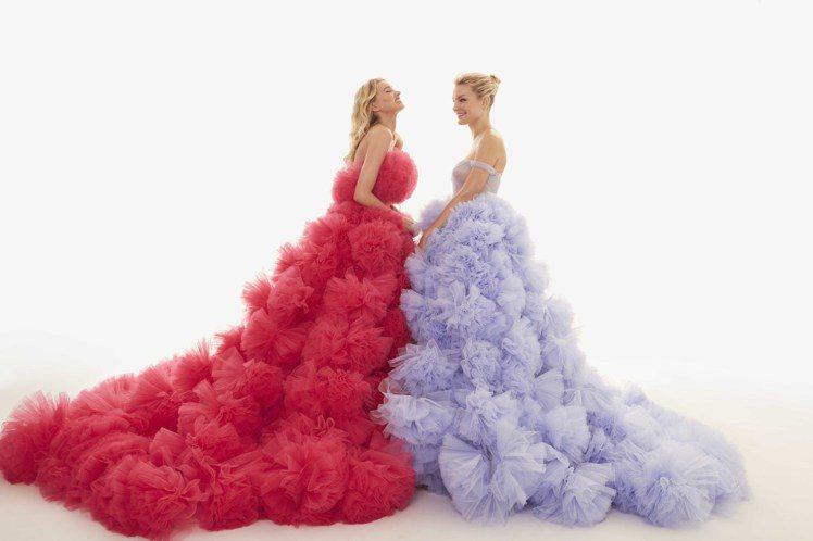 Nicole + Felicia積極拓展海外市場,秋冬形象照找來傳奇精靈超模代表...