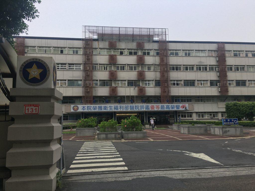 三軍總醫院松山分院。 聯合報系資料照片/記者魏莨伊攝影