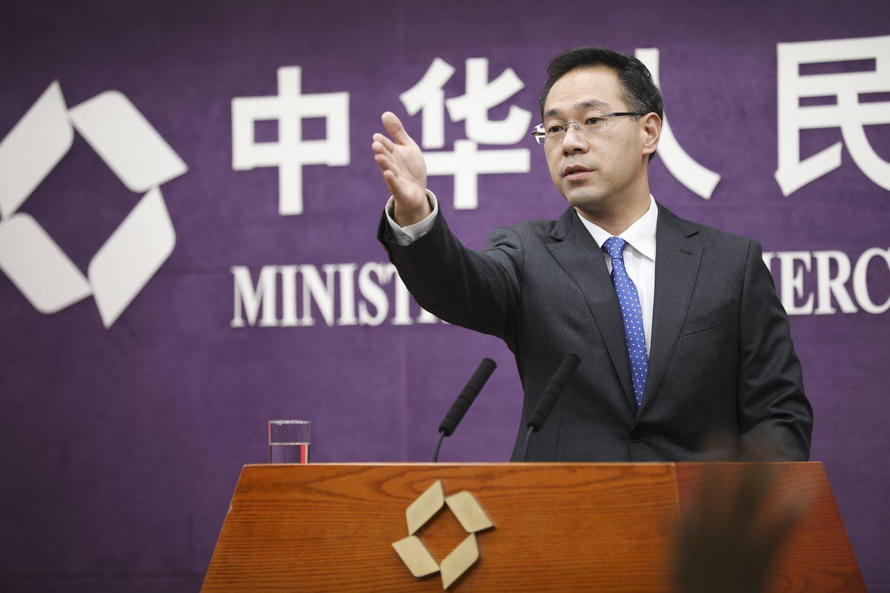 中國商務部發言人高峰22日回嗆,如美方一意孤行,中方將不得不採取相應反制。 中國...