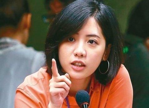 北市府副發言人黃瀞瑩外型亮麗,一向是媒體寵兒。 圖/聯合報系資料照片