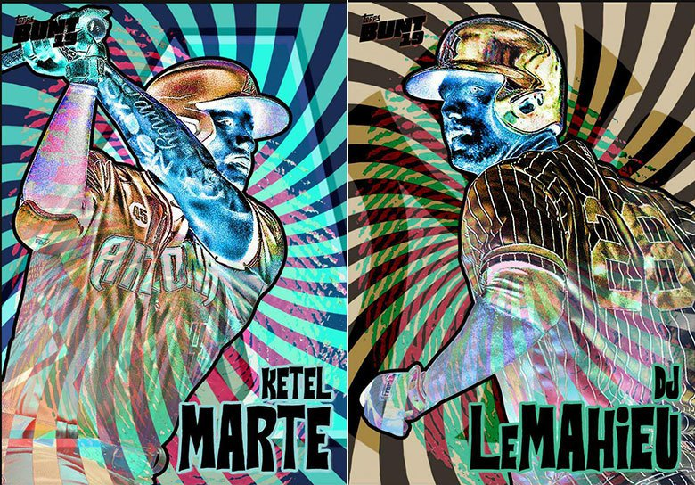 馬提(左)目前的WAR值竟然可以排進大聯盟前5名,而勒梅休(左)本季也可能會在得...