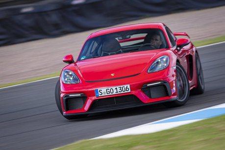 718 Cayman GT4還不夠強? Porsche打算推出RS車款!