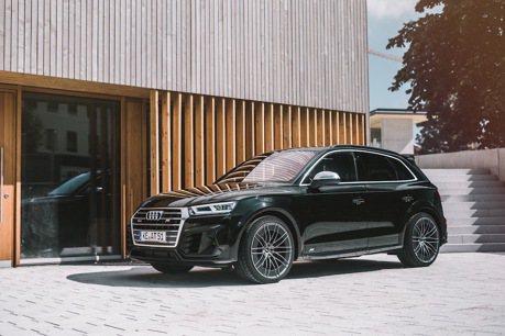 ABT讓Audi SQ5 TDI變得更強 385匹馬力隨你驅策