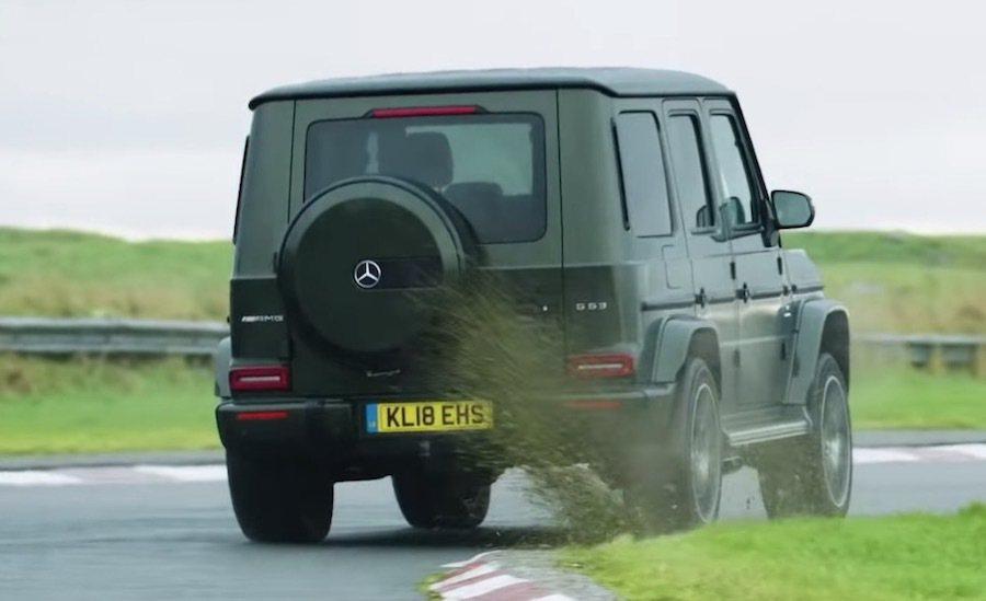 截自Top Gear影片