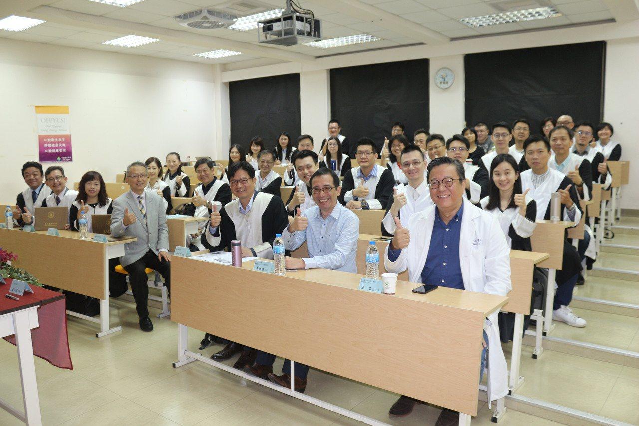 北醫大與律師公會全聯會、桃園及新竹律師公會開設律師醫療課程,獨創雙講師授課方式,...