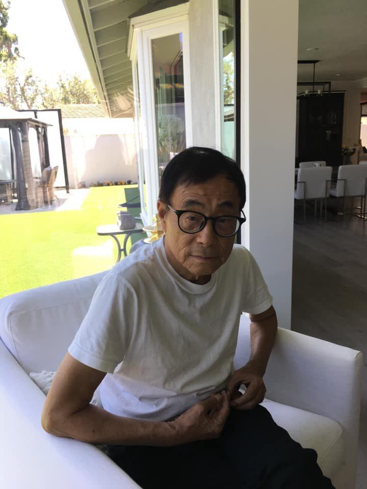 劉家昌。圖/摘自臉書