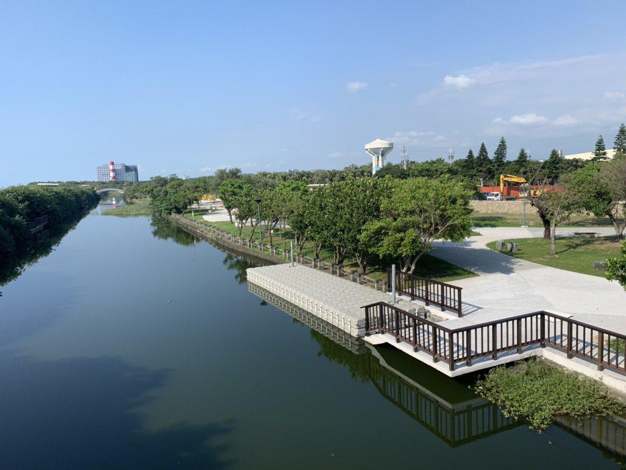 不再被路過 竹市港南運河公園水陸活動都好玩
