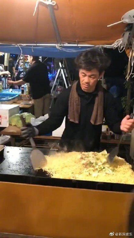 王寶強近來接拍新片「唐人街探案3」。圖/摘自微博