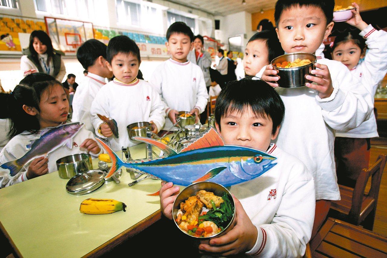 想吃魚補腦,專家建議,2歲前效果最好。 圖/聯合報系資料照片