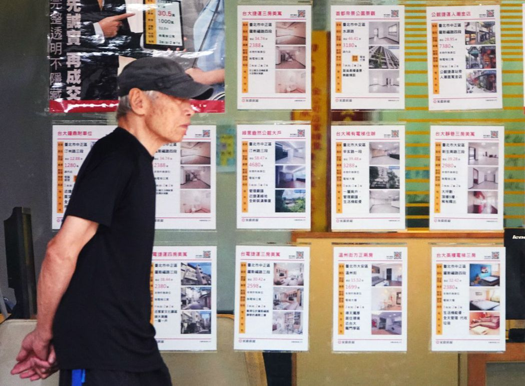 內政部表示,健全房市涉及不同面向,將持續與各縣市政府合作。記者陳正興/攝影