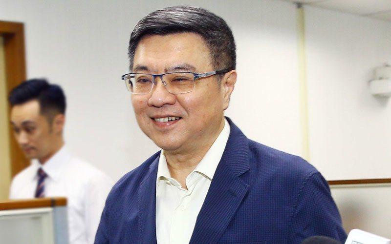 兩黨合作?民進黨主席卓榮泰對時代力量新任黨主席喊話「隨時都可談」。圖/聯合報系資...