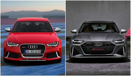 新舊Audi RS6 Avant比一比! 輸贏不重要傳承才是重點
