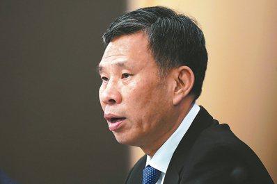 大陸財長劉昆。 歐新社