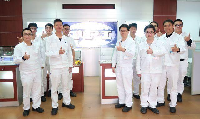 東培公司研發團隊是TPI品牌揚名國際的幕後英雄。 陳華焜/攝影