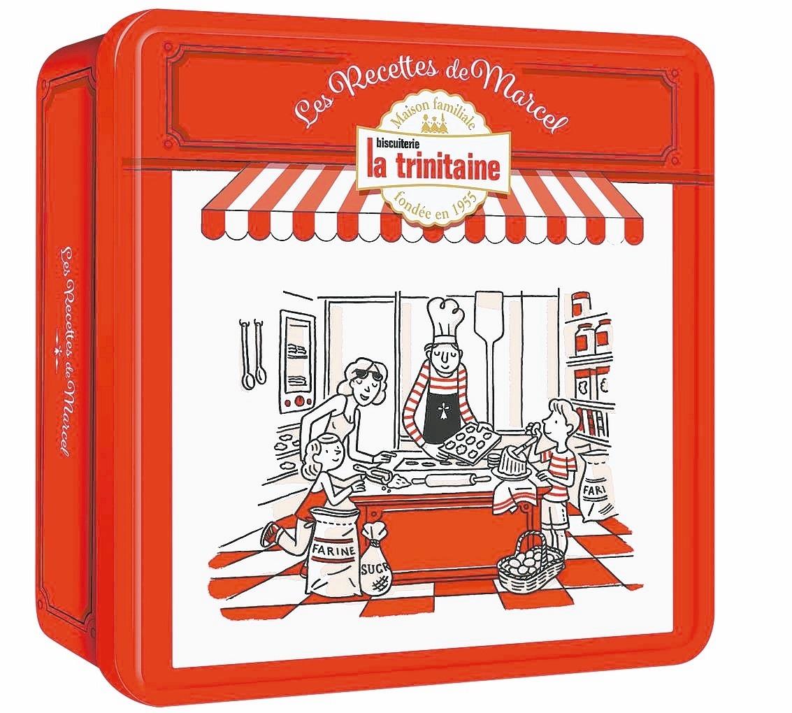 La trinitaine「樂烘焙」禮盒。 圖/元禧食品提供