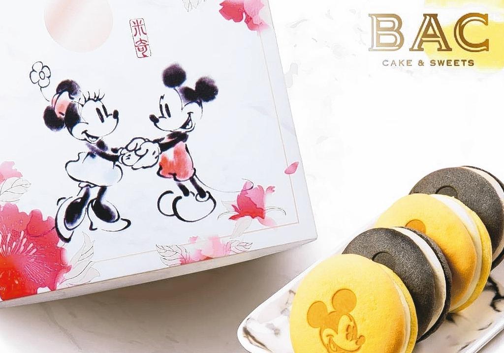 迪士尼系列雪芙蕾。 圖/BAC提供