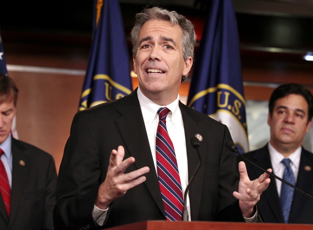 前美國聯邦眾議員華爾希(Joe Walsh)宣布將投入共和黨2020年總統候選人...