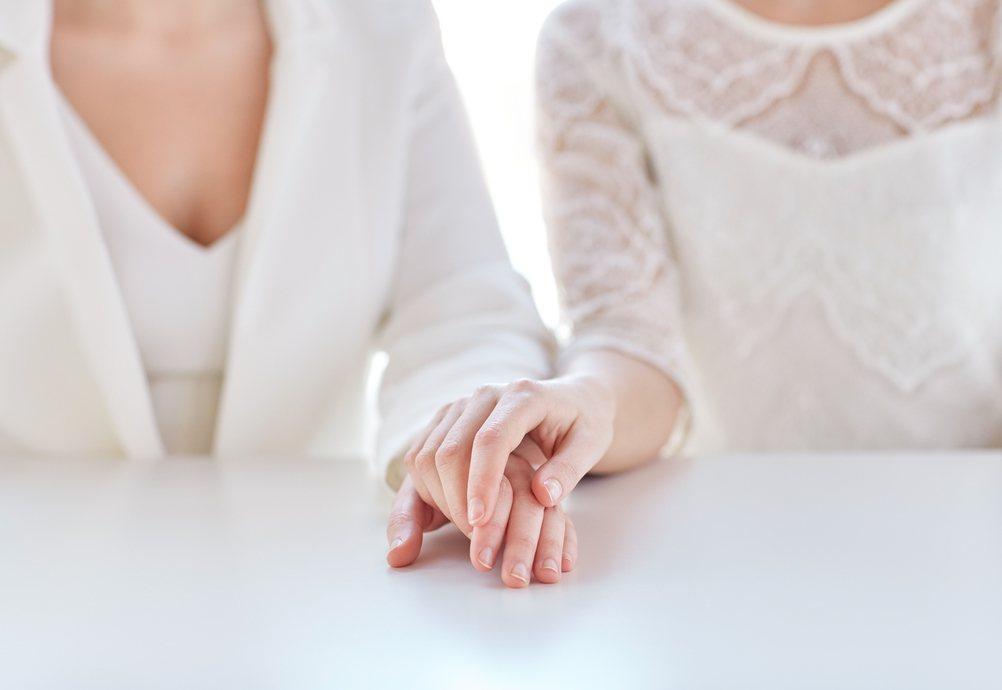 法國國會即將討論擴大醫學人工生殖適用對象的草案,女同性戀者可望以人工生殖產子。圖...